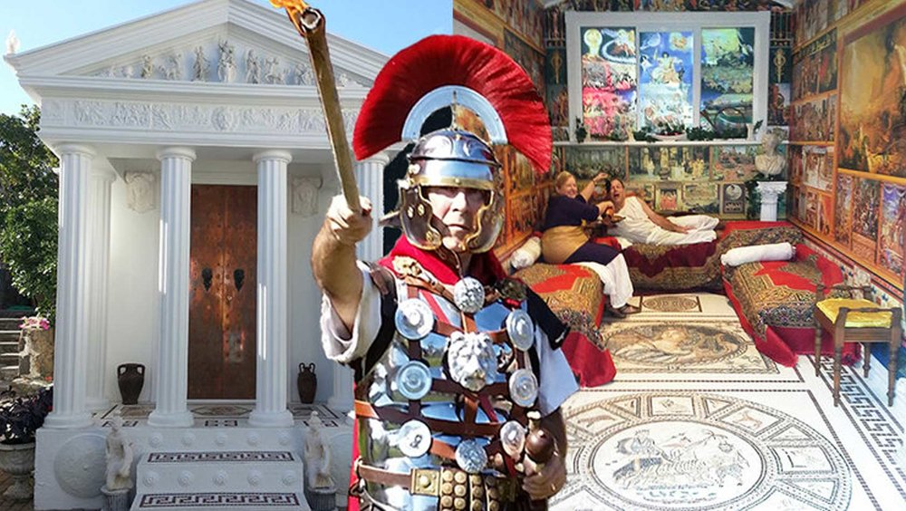 Ancient Rome Experience - Cancelled