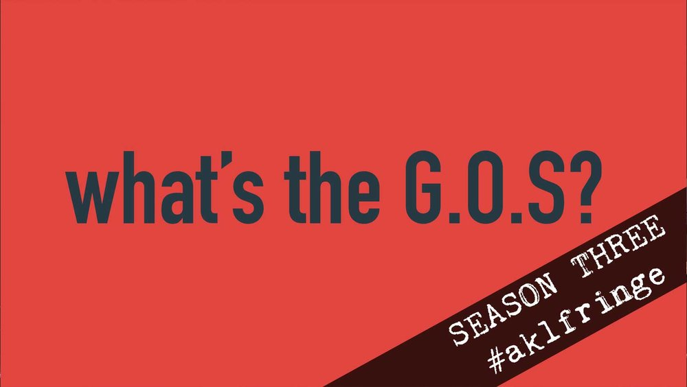 Going Off Script Season Three: Auckland Fringe - Cancelled