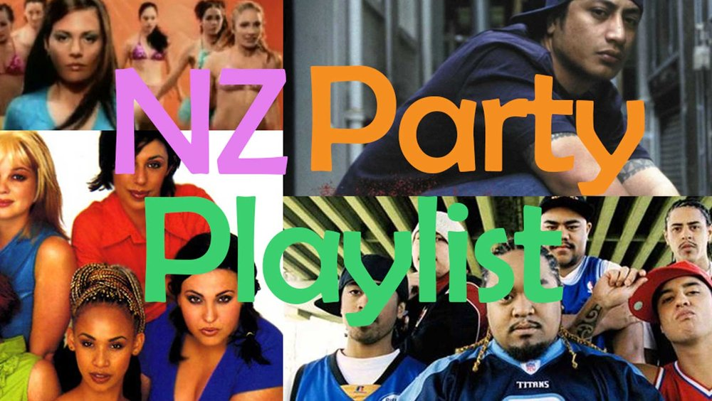 NZ Party Playlist
