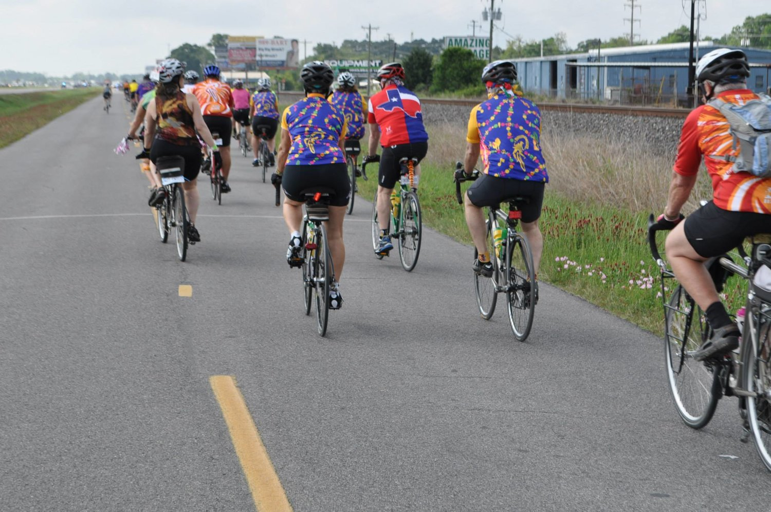 2019.04.25 Thursday — CYCLE ZYDECO - Louisiana s Cajun   Creole Cycling  Festival 23ed871e2