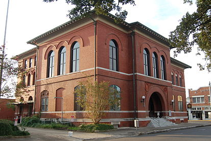 Opelousas Old Federal Courthouse.JPG