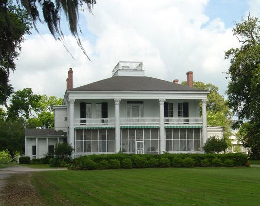 Levert-St. John Plantation Home