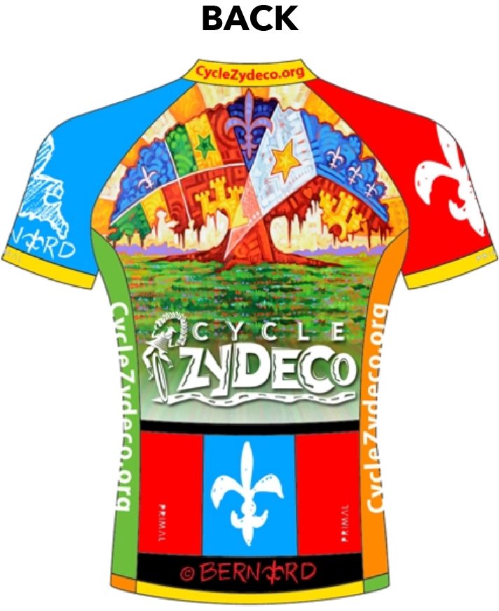 2017 Cycle Zydeco Jersey — CYCLE ZYDECO - Louisiana s Cajun   Creole  Cycling Festival 5c08cd3e1