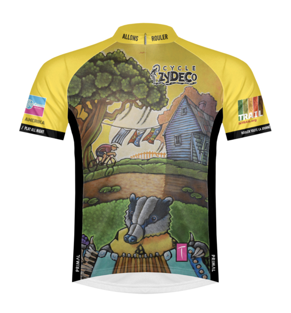 2018 Cycle Zydeco Jersey — CYCLE ZYDECO - Louisiana s Cajun   Creole  Cycling Festival b7ebbe47f