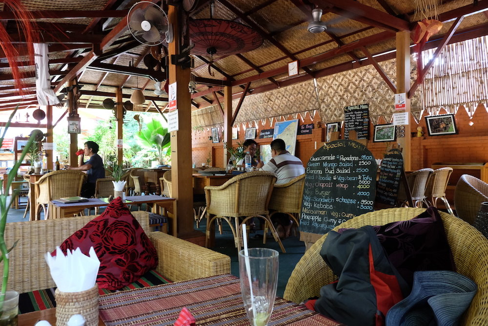 New Moon cafe II