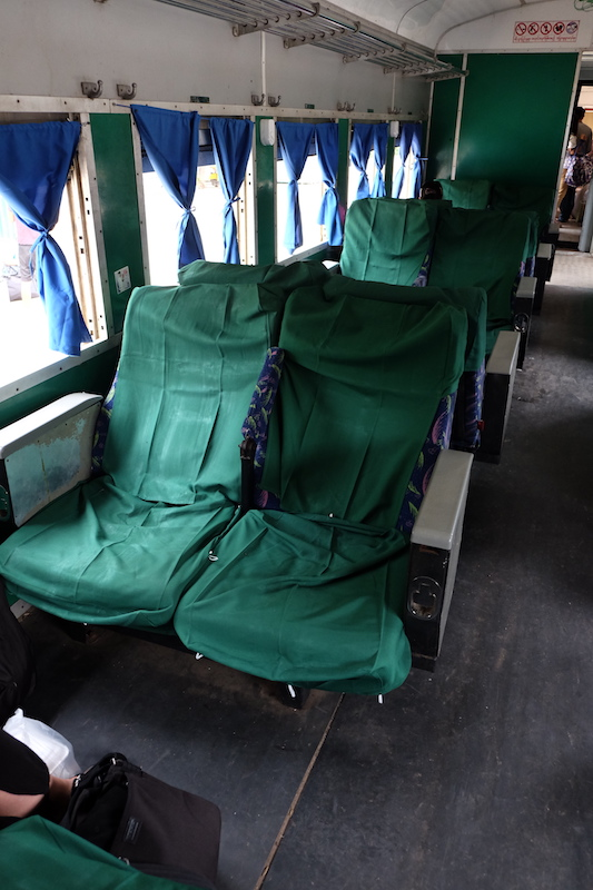 Our Upper Class Carriage