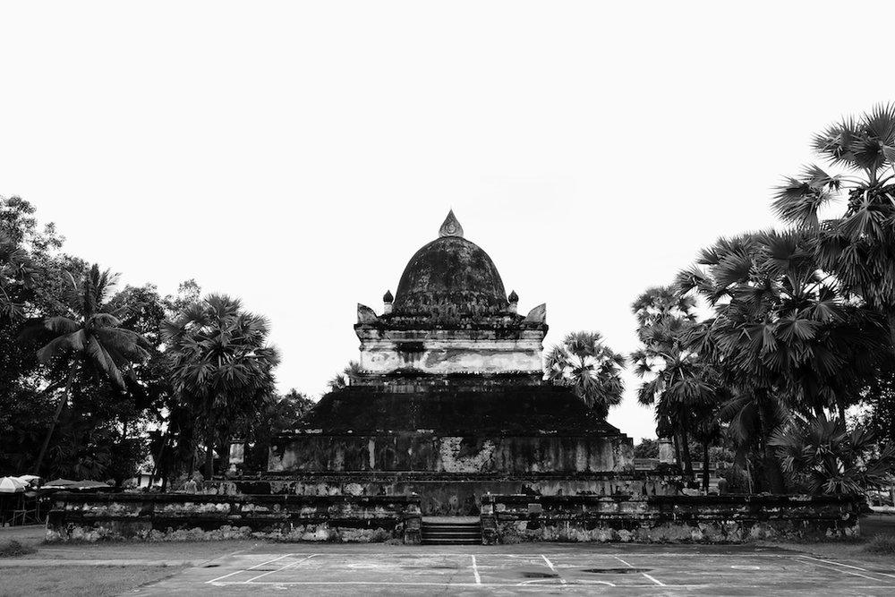 Wat Visounnarath stupa