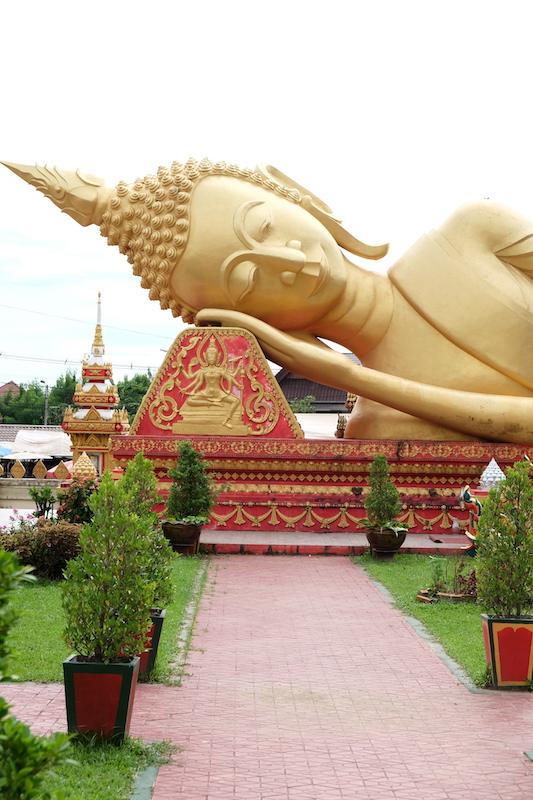 Sleeping Buddha ( Tuesday's Buddha apparently )