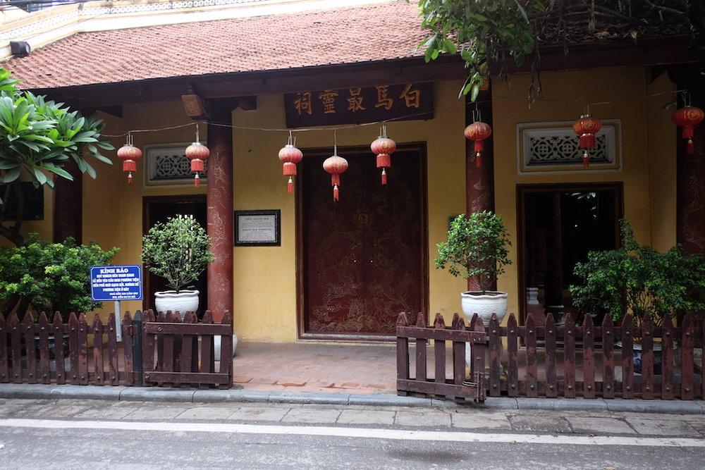 Den Bach Temple