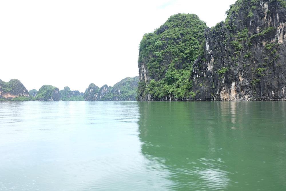 Ha Long Bay islands