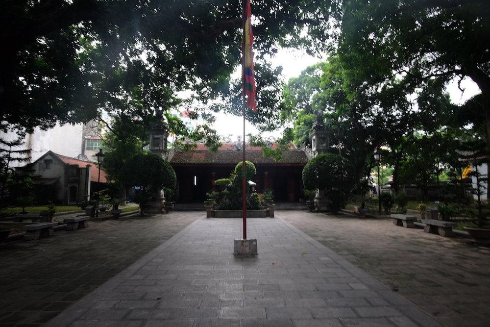 Den Quan Thanh Temple