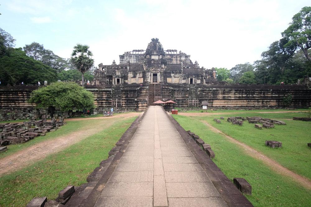 Day 1: Baphuon Temple