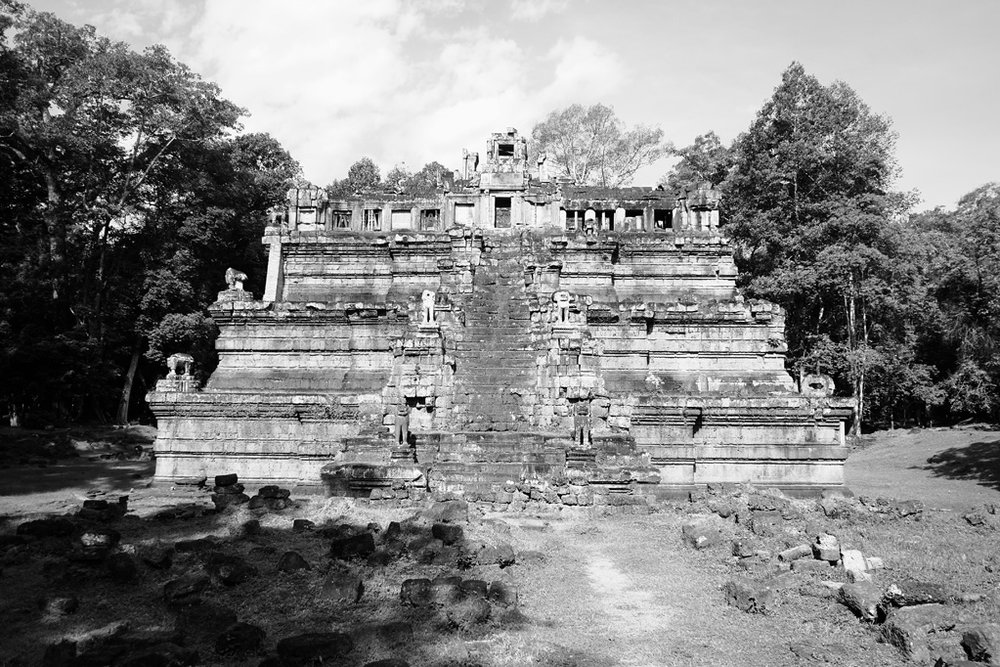 Day 1: Phimeanakas Temple