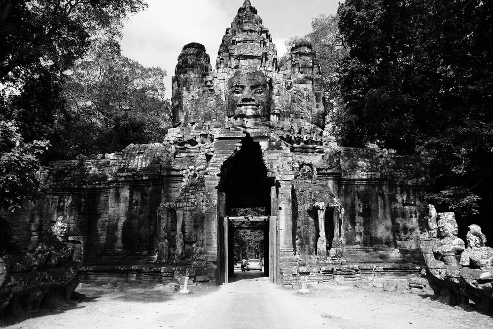 Day 1: East / Victory Gate, Angkor Thom