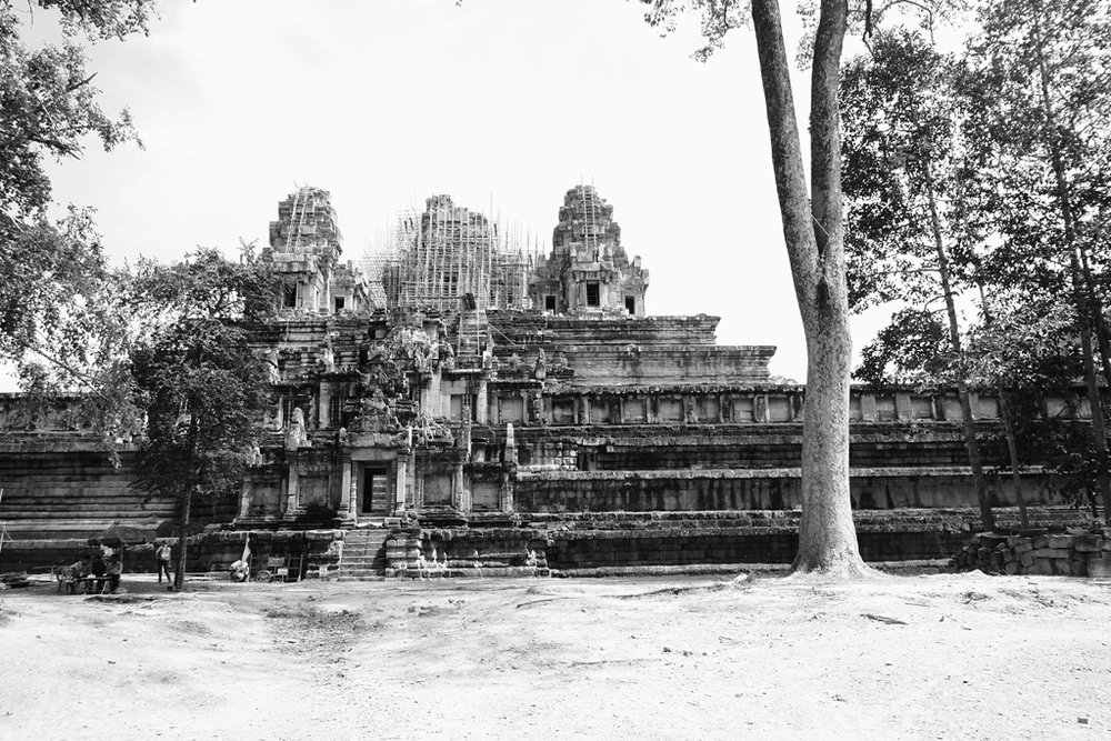 Day 1: Ta Keo Temple