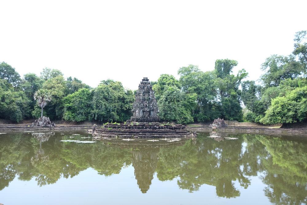 Day 2: Neak Pean Temple