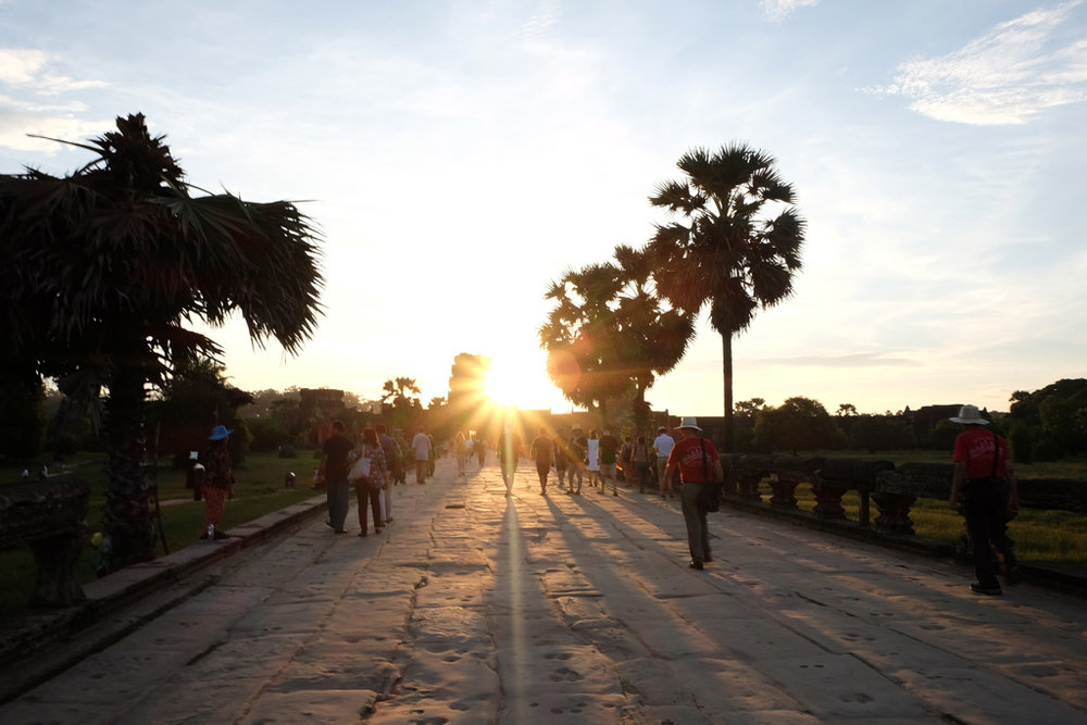 Day 3: Angkor Wat Sunset