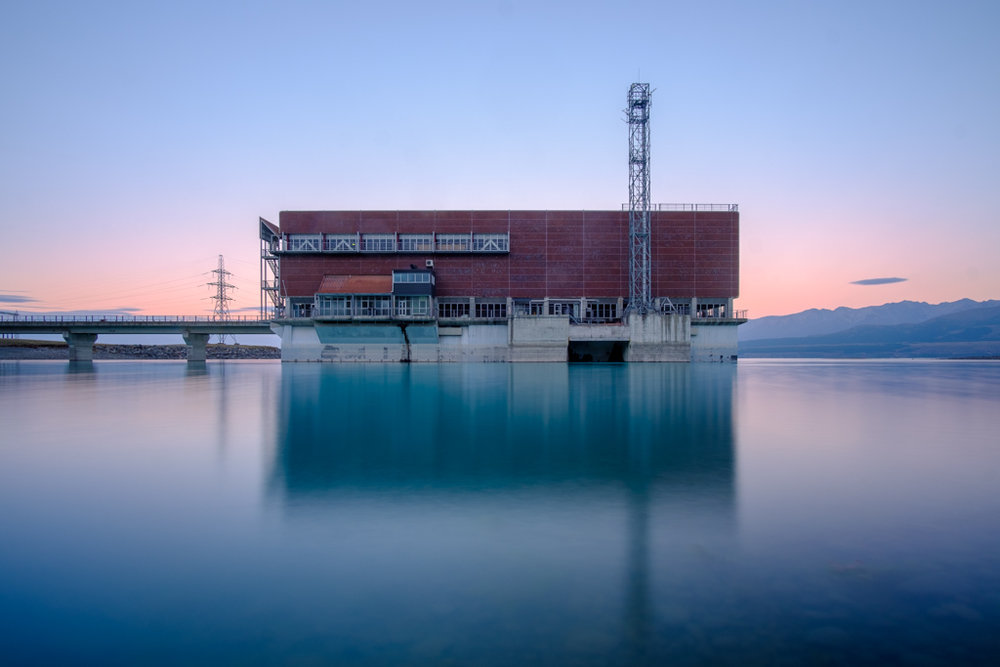 Tekapo B Power Station