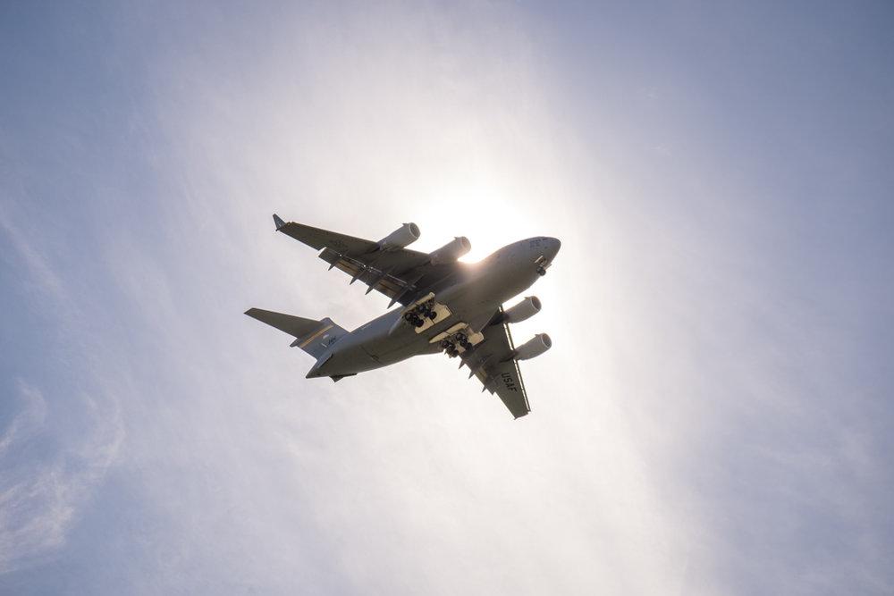 USAF C-17 Globemaster