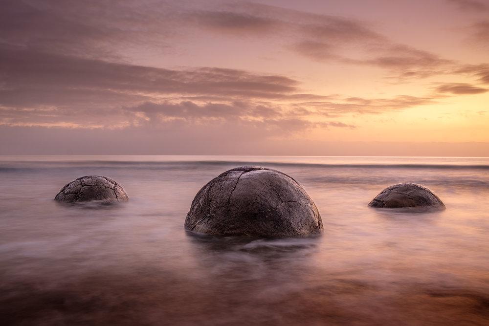 3 Boulders, Moeraki