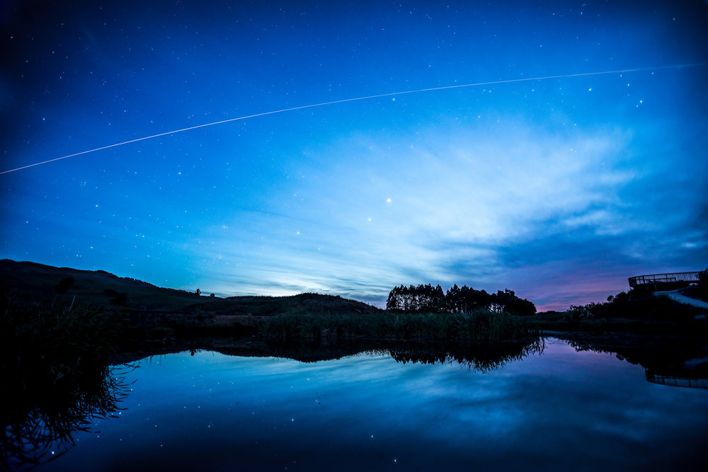 """""""Chasing the ISS"""", November 2012"""