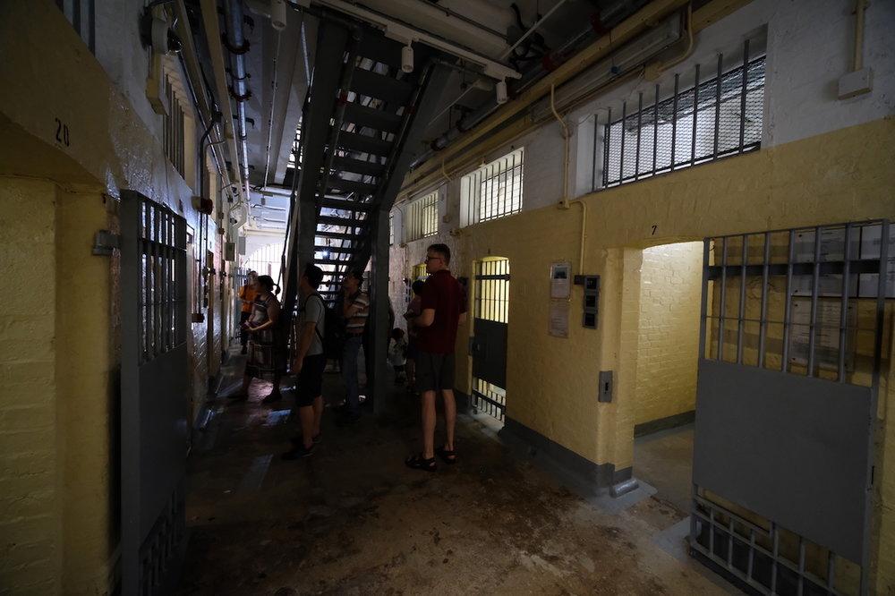Prison Block, Tai Kwun Centre