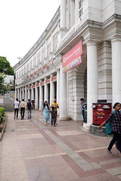 Connaught Place, New Delhi