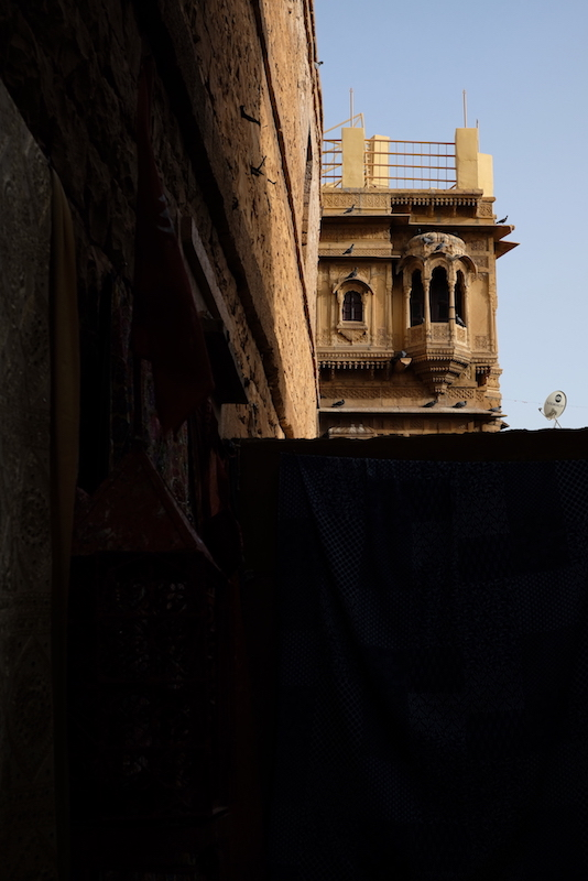 A little pice of light, Jaisalmer Fort