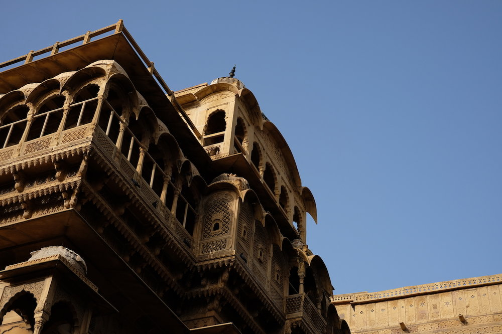 Royal Palace, Jaisalmer Fort