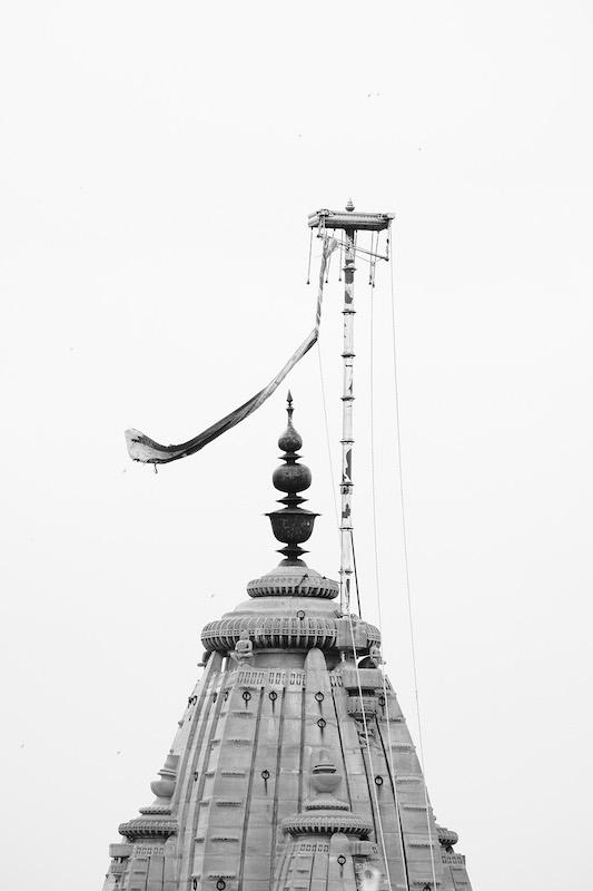 Jain Temple spire, Jaisalmer