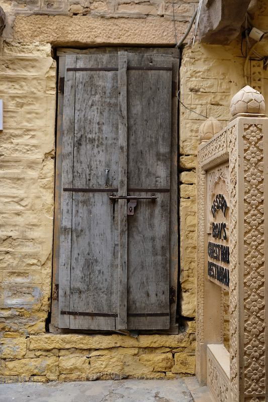 Door #23, Jaisalmer