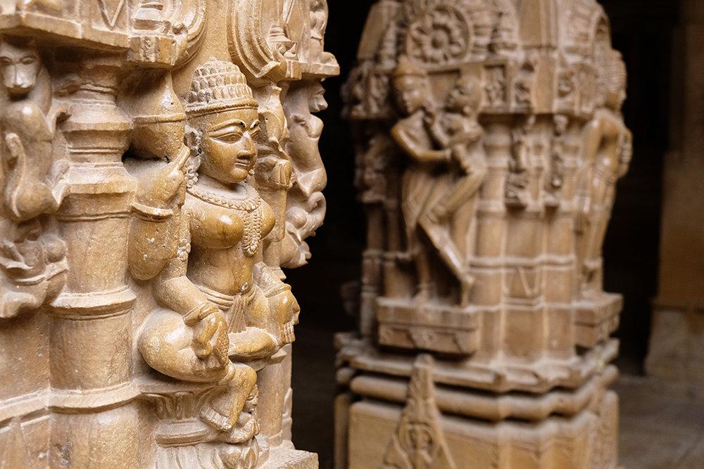 Jain Temple, Jaisalmer