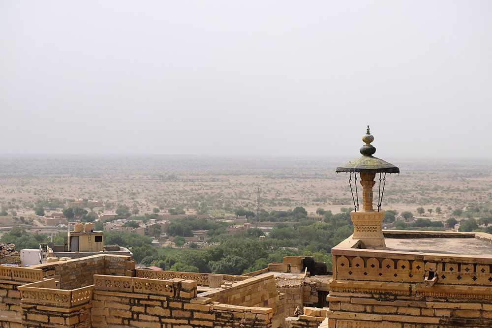 The View, Jaisalmer Palace