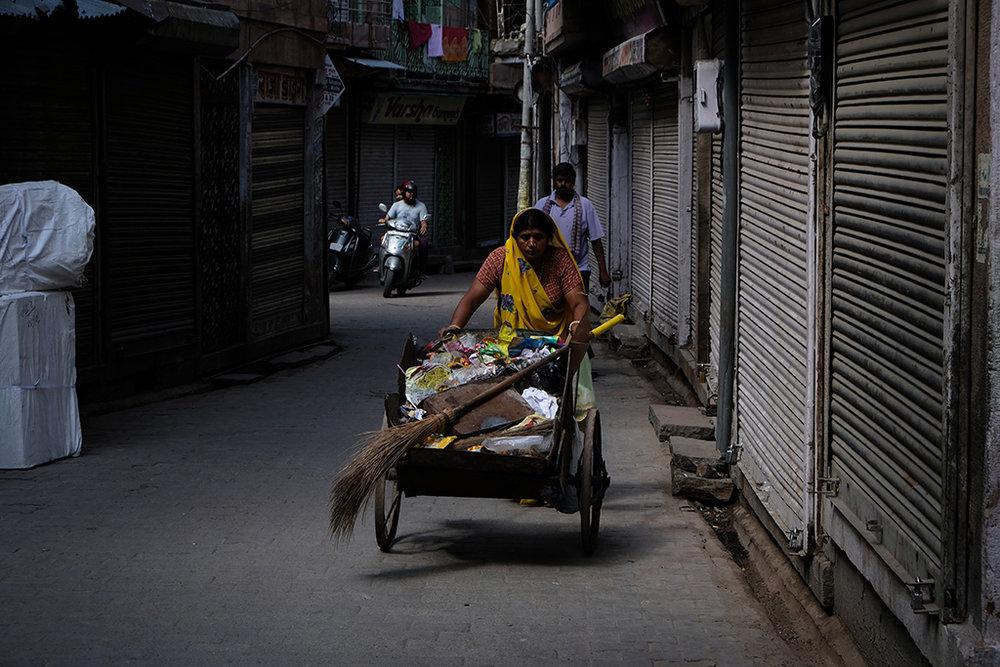 Street Sweeper, Jodhpur