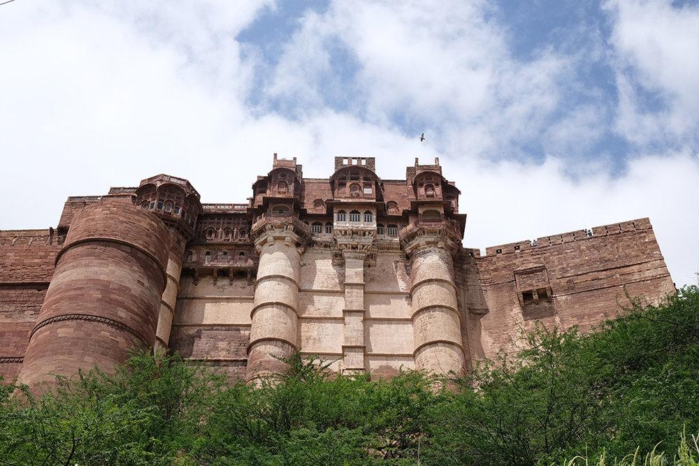 Merangarh Fort, Jodhpur