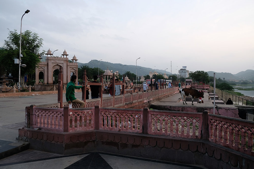 The Promenade, Man Sagar Lake, Jaipur