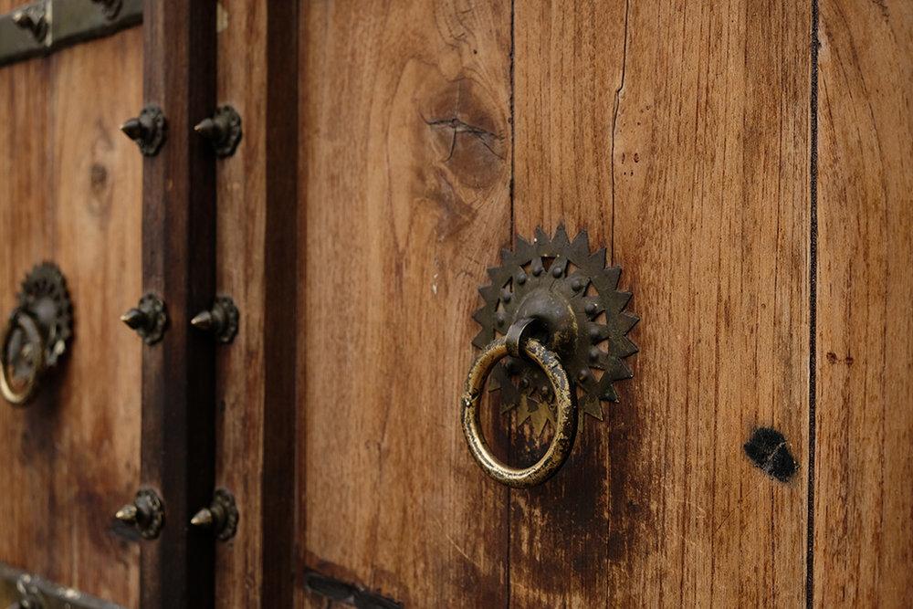 Door handle, Jantar Mantar