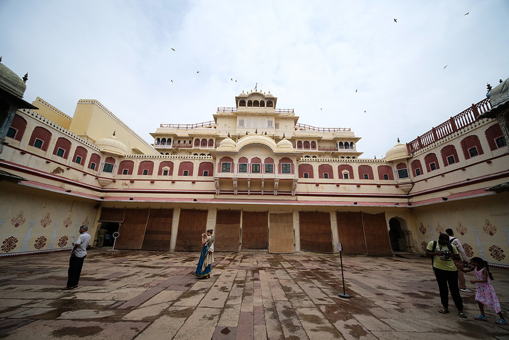 Pritam Chowk, City Palace