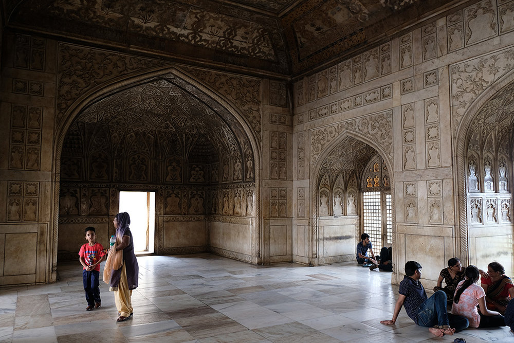 Audience Hall, Agra Fort
