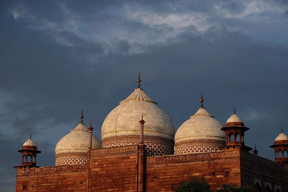 Kau Ban mosque, Taj Mahal