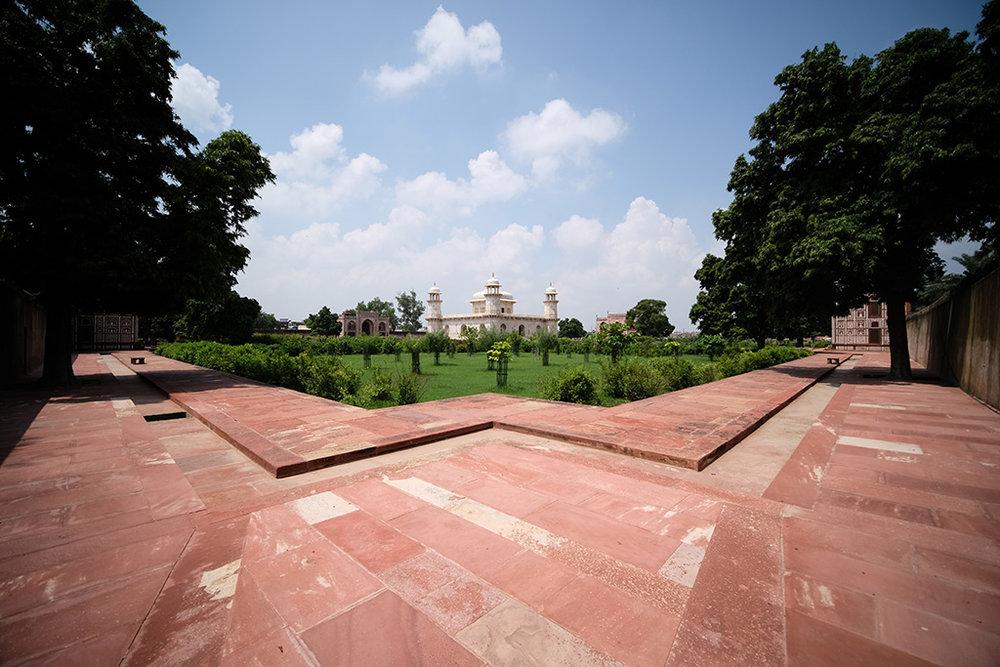 Baby Taj Garden