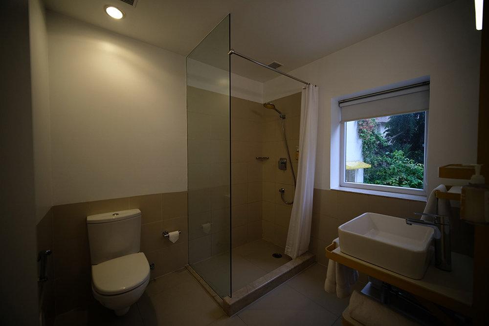 A Bloomrooms bathroom