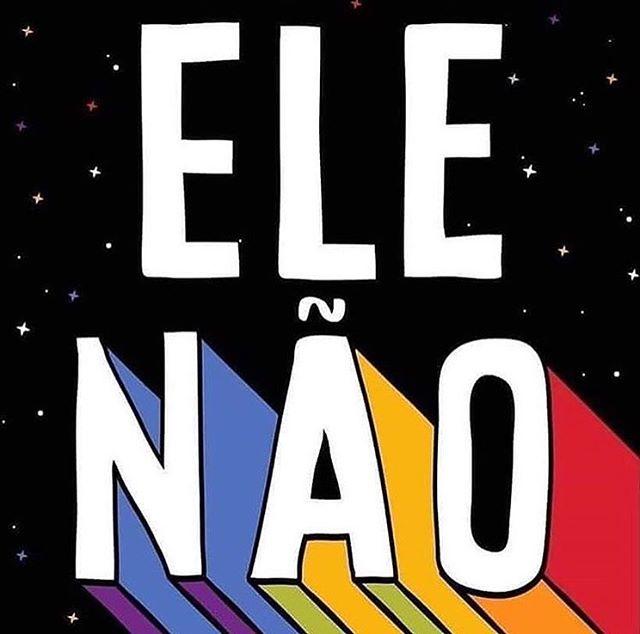 To our Brasilian sisters, we see you and we hear you. We are solidarity with you.  Para nossas irmãs Brasileiras: Nós vemos e ouvimos vôces. Estamos juntas. Obrigado @timesupnow #elenão #nothim #brasil #TIMESUP #timesup #solidarity #solidaridad #solidariedade
