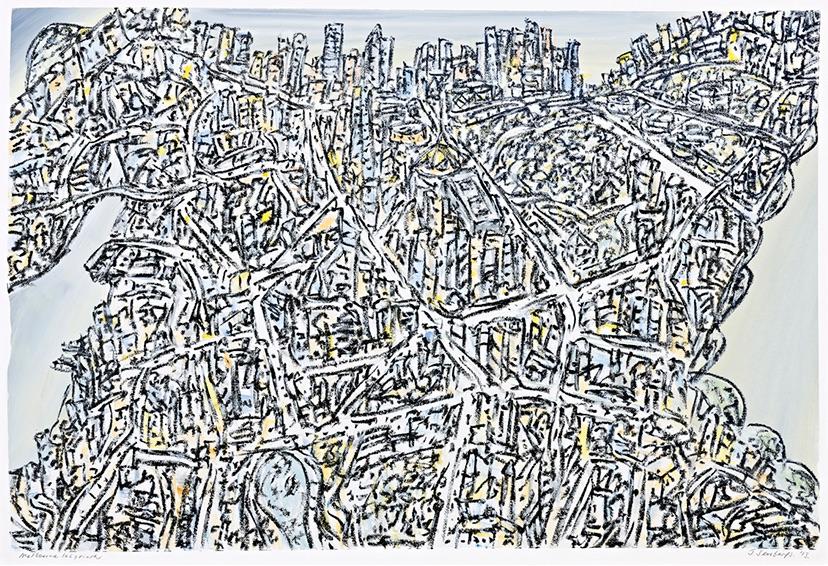 Melbourne Labyrinth