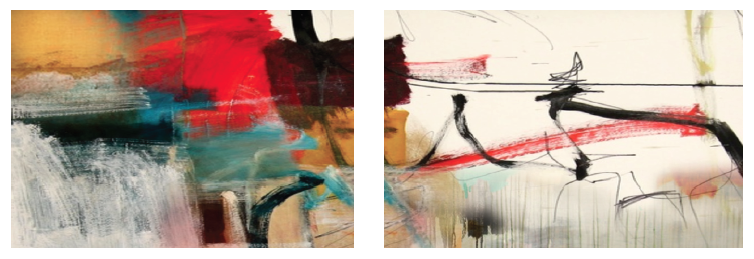 Making connections - Diptych