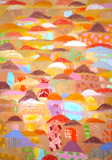 Kimorn painting IV