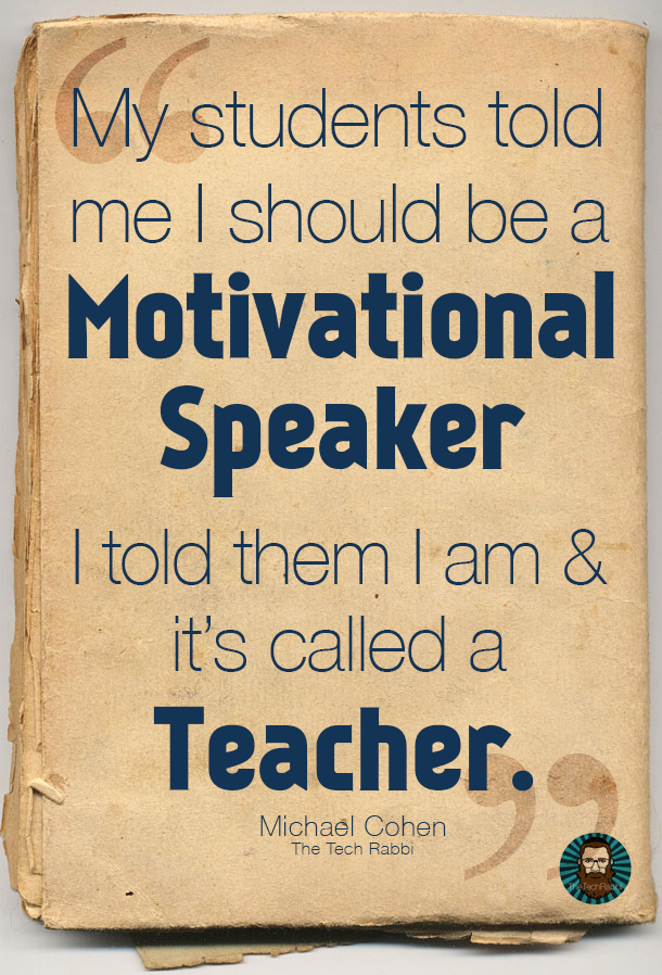 MotivationalSpeaker