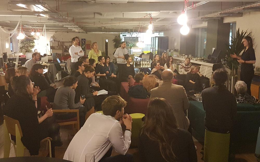 Hub Pub 2017