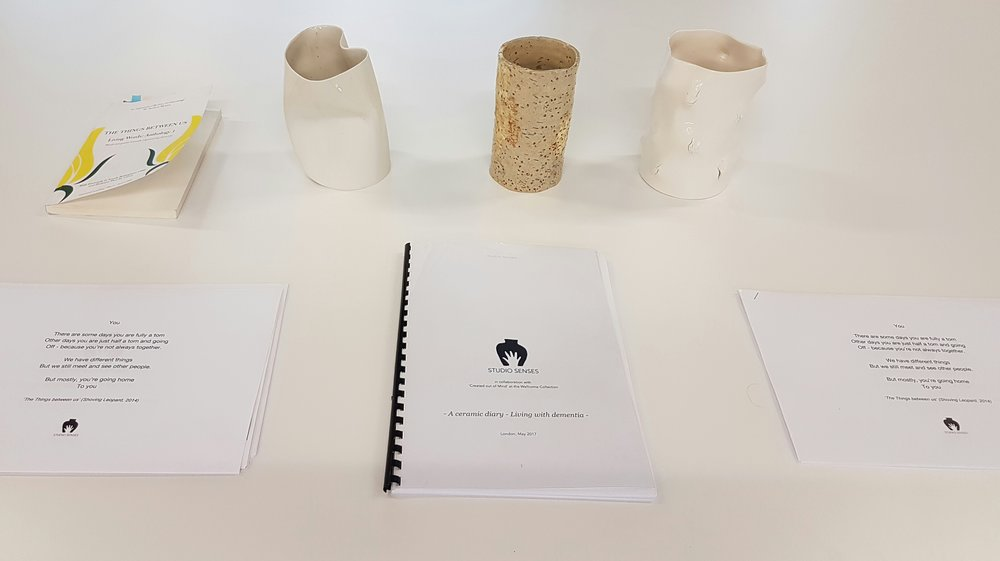 Poetry and ceramics