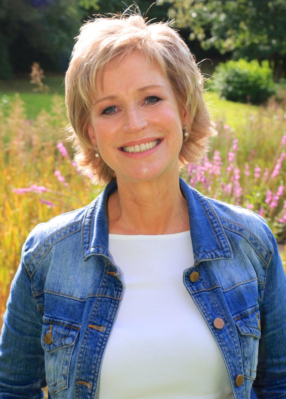 Sally Magnusson. Photo: Derek Prescott